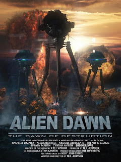 Alien Dawn (2012) DVDRip 350Mb Free Movies