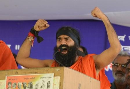 Anna, Baba Ramdev ,Kiran Bedi the Power of India