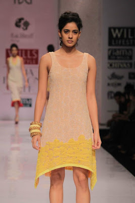 Raj Shroff at Wills Lifestyle India Fashion Week - Spring Summer 2012 Day 3