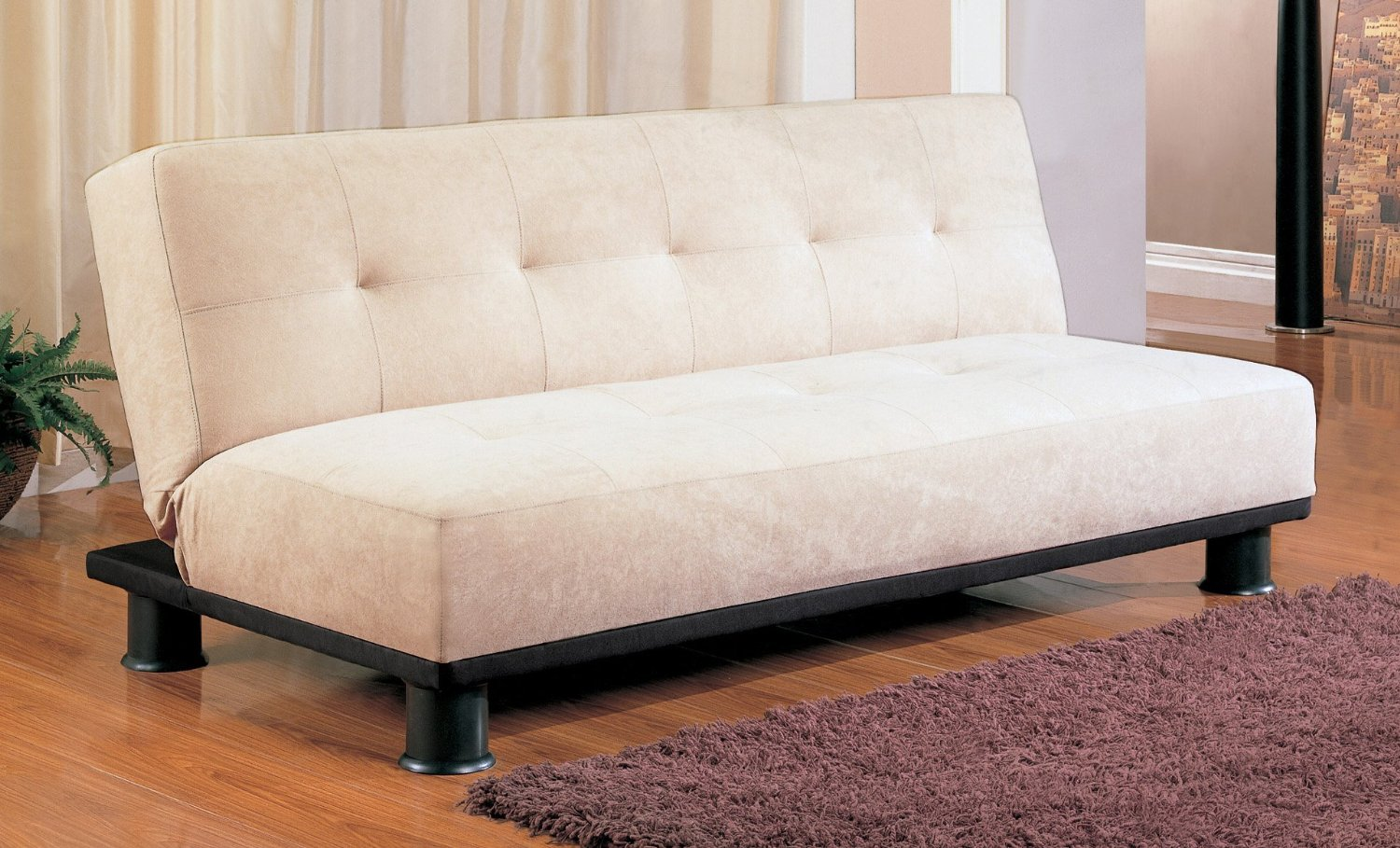 Convertible sofa contemporary convertible sofa for Divan convertible