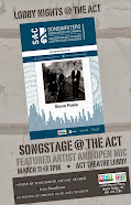 Local Talent Showcase--Stone Poets on The Soundstage at The Act , Maple Ridge March 11th