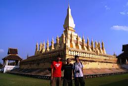Pha Tat Luang, Vientiane, Laos