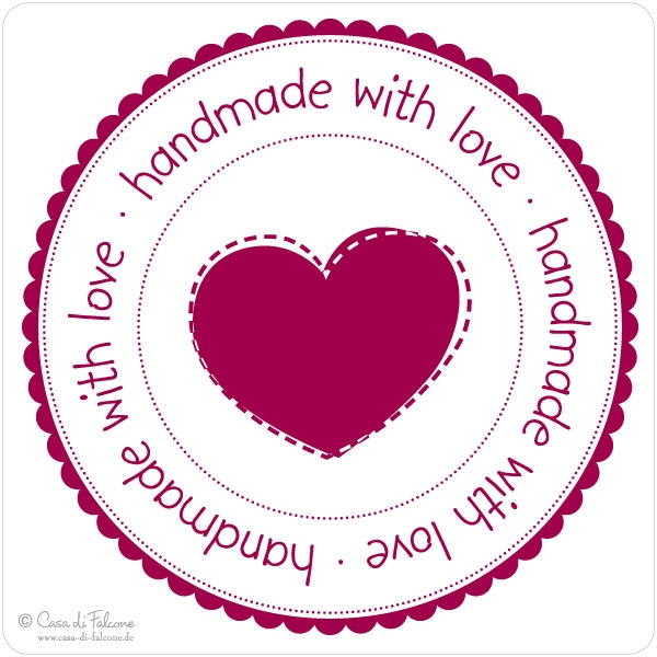 Handmade items make the perfect Valentine gifts.