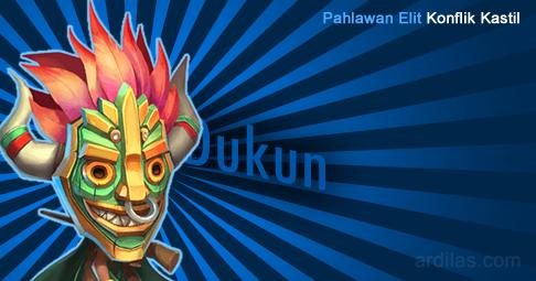 Dukun (Shaman) - Pahlawan Elit - Konflik Kastil