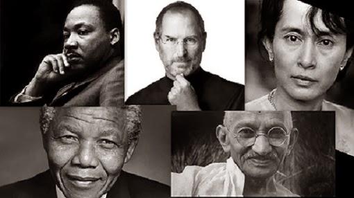 líderes mundiales conocidos