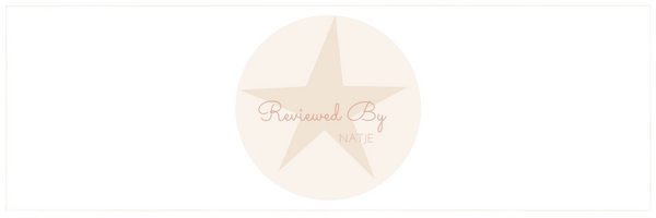 Reviewed By Natje