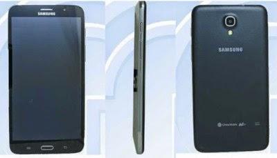 Samsung  smartphone terbesar