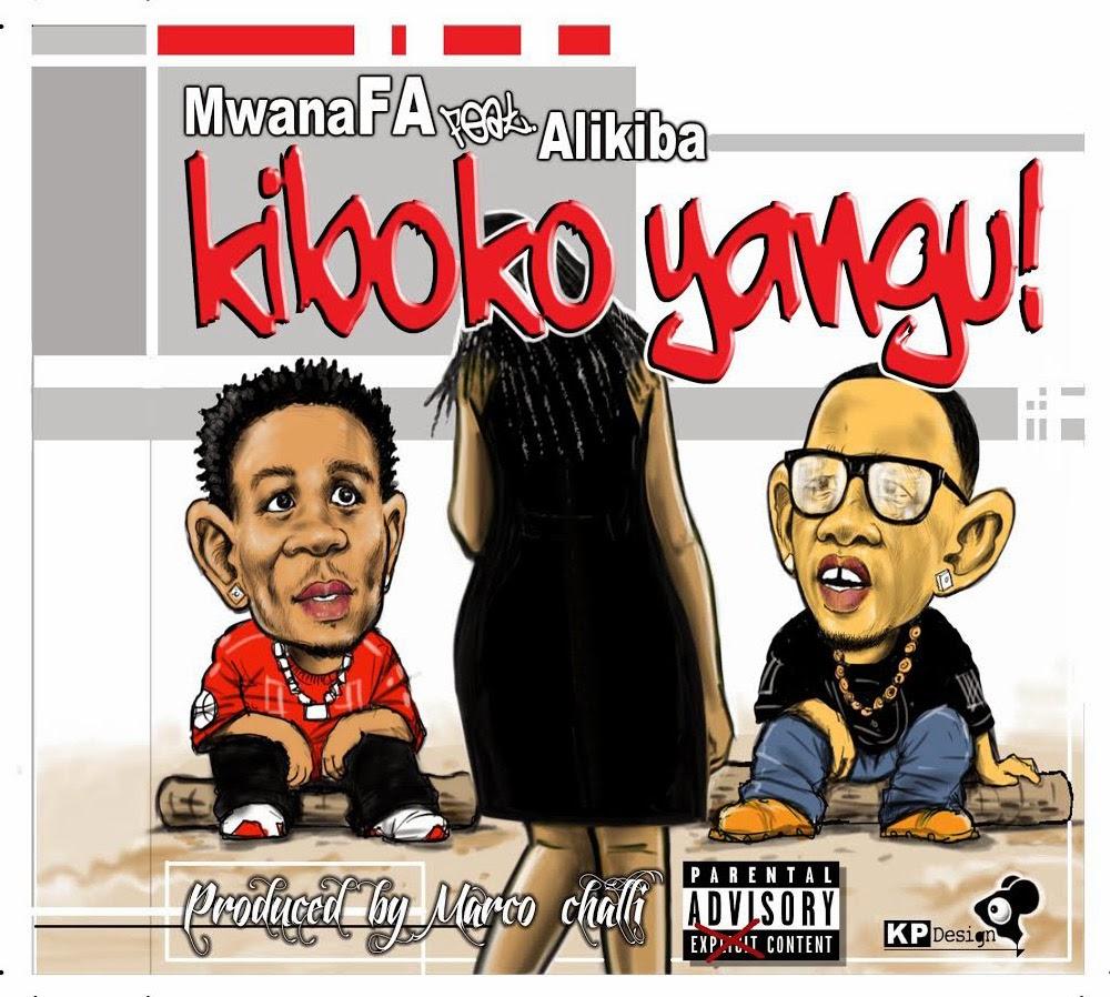 Download Mwana FA Ft Alikiba