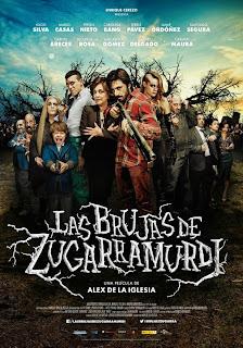 Las brujas de Zugarramurdi dirigida por Álex de la Iglesia