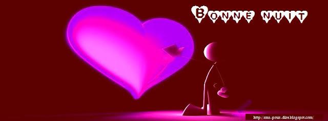 sms romantique pour dire bonne nuit