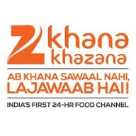 Zee Khana Khazana Food Channel now Added on channel No.328