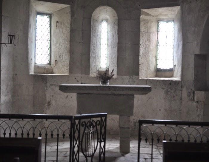 chapelle saint Benoit