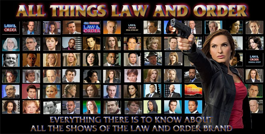 All Things Law And Order