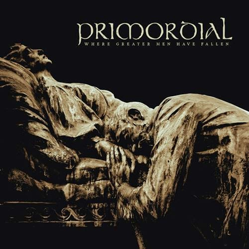 Primordial - Where Greater Men Have Fallen album