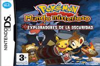 Pokémon Mundo Misterioso:Exploradores de la Oscuridad