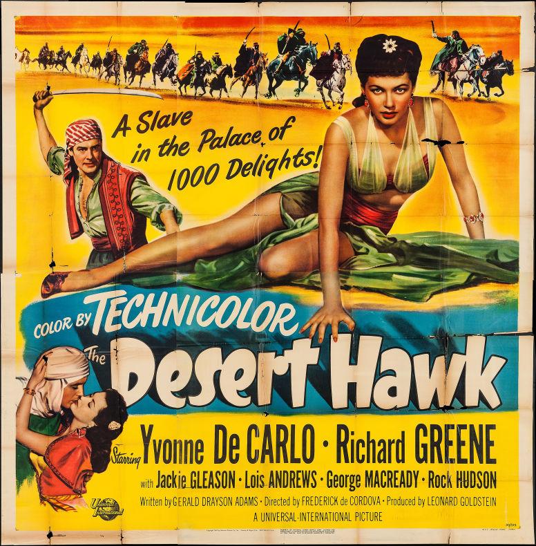 """The Desert Hawk"" (1950)"