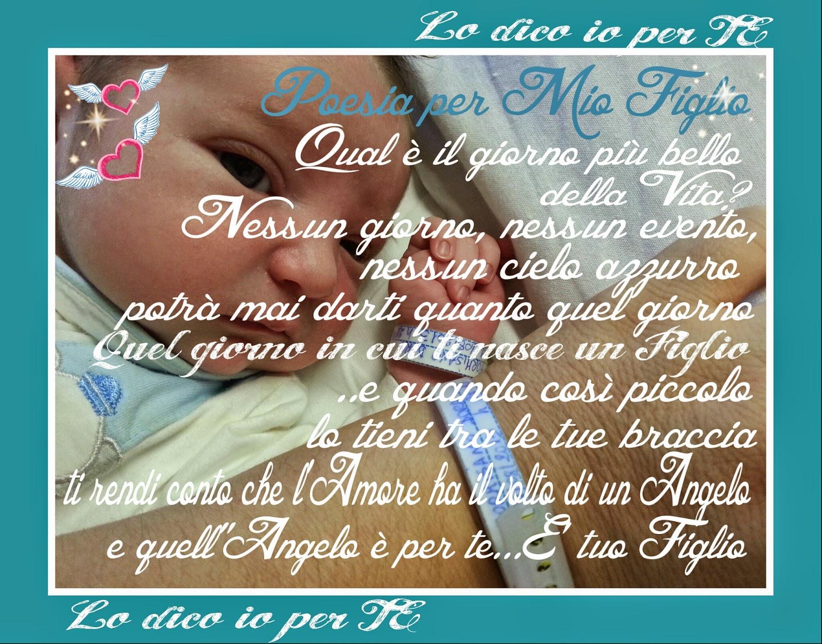 Conosciuto Auguri Compleanno Figlio Mio AL66 » Regardsdefemmes UP85