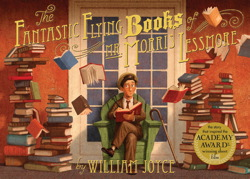 the fantastic flying books of mr. morris lessmore by william joyce book cover