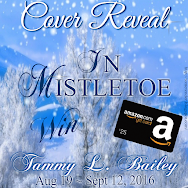 IN MISTLETOE COVER REVEAL & Giveaway