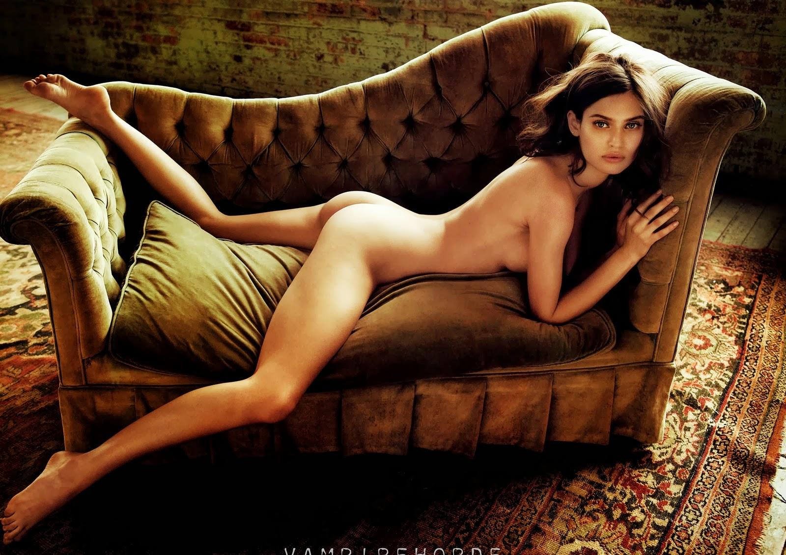Bianca Balti naked