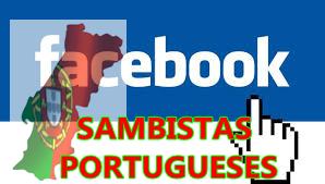SAMBISTAS PORTUGUESES NO FACEBOOK