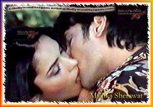 Mallika sherawat kissing videos