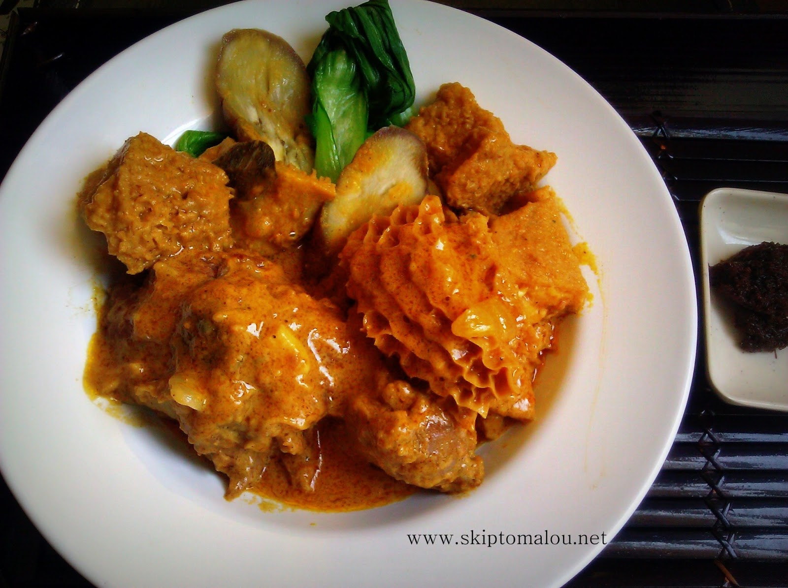 Filipinofort Food 101  Kare Kare (oxtail And Tripe Stew In Peanut  Sauce)