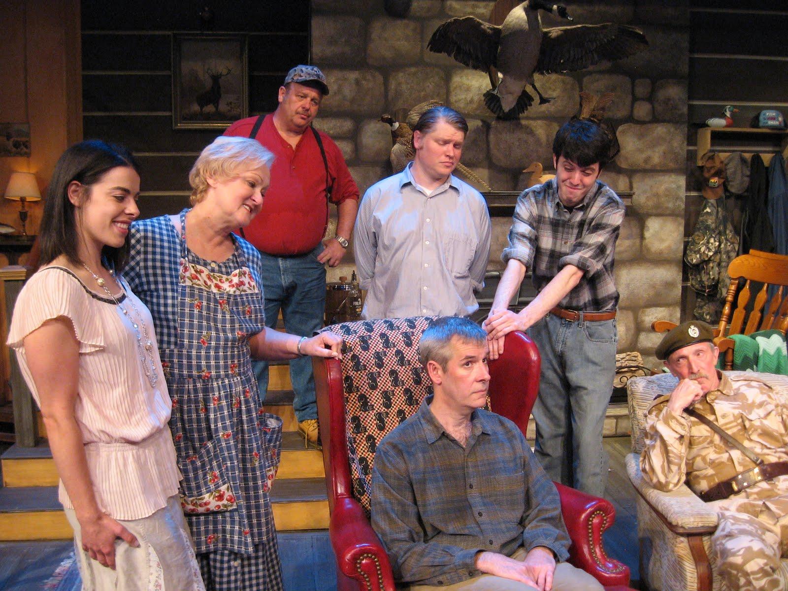 Wonderful Intimate Theatre - Review of Bunbury Theatre ...