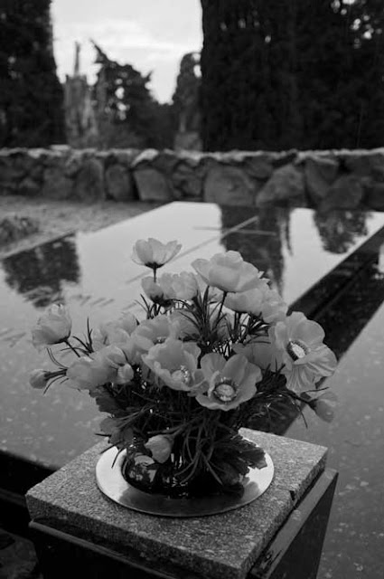 Cementerio de Montjuic Barcelona fotografía