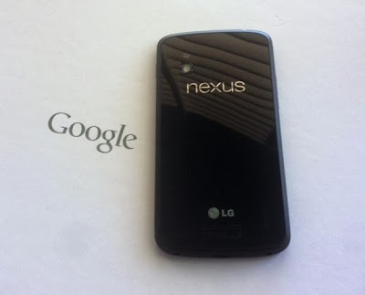 Nexus Android 4.4 Update
