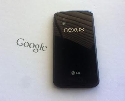 Nexus Android 4.4 Update