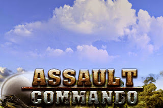 Screenshots of the Assault commando for Android tablet, phone.