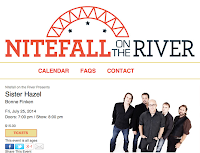 Nitefall on the River w/Sister Hazel
