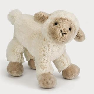 Jellycat Lovely Lamb