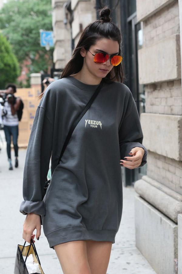 Street Style kendall jenner 7