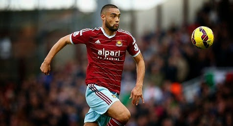 Winston Reid on Arsenal transfer list