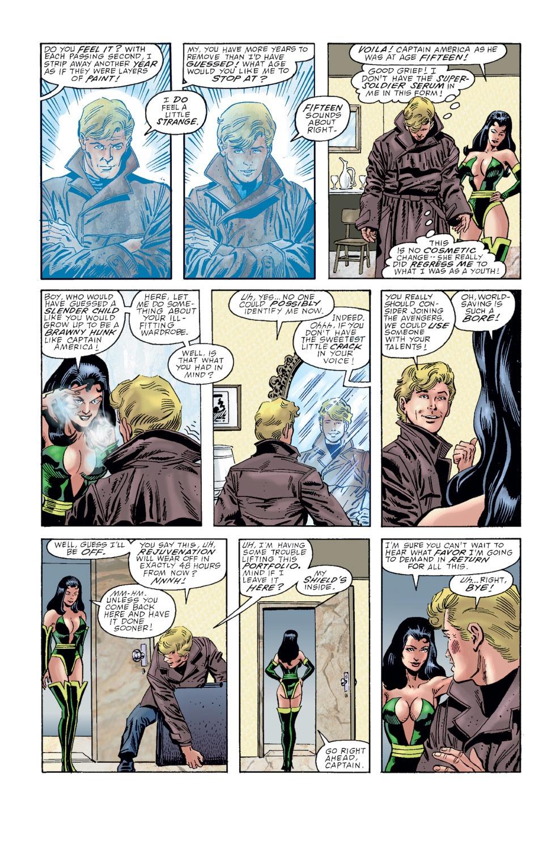 Captain America (1968) Issue #355 #288 - English 12