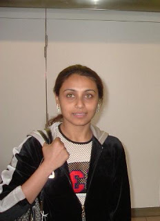Rani Mukherjee in tittle time