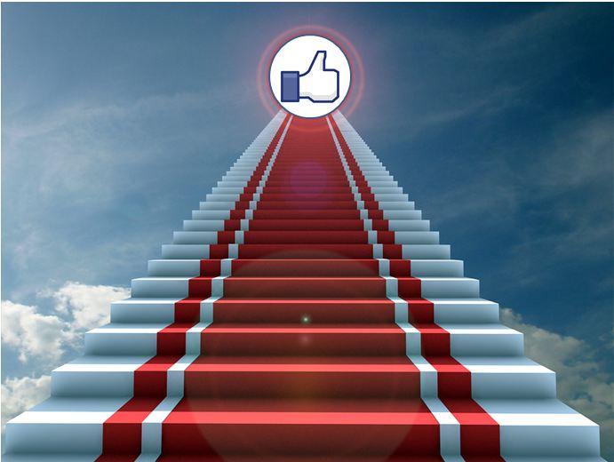 objetivo me gusta de facebook para paginas de empresa