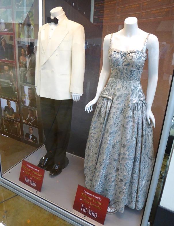 Dalton and Cleo Trumbo film costumes