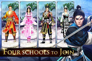 Age of Wushu Dynasty Beta v1.4 Apk Data