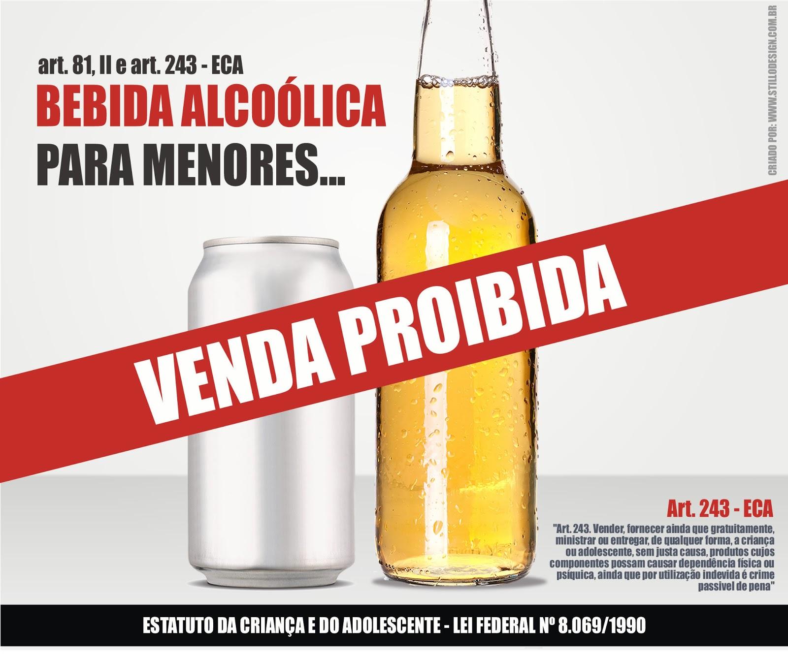 ... venda de bebidas alcoólicas a menores não é respeitada em Tuntum