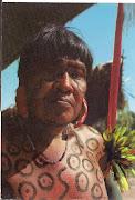 Receberam o nome de Índios, provávelmente porque Cristóvão Colombo pensou . (feiticeiro dos ãndios uaikã¡)