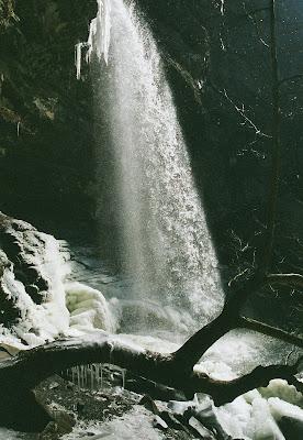 Petit Jean State Park Trail Cedar Falls