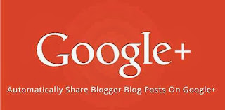 Enable or disable auto share on Google +