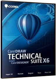 CorelDRAW Technical Suite X6 SP2 v16.4.2.1282 (x32/x64)