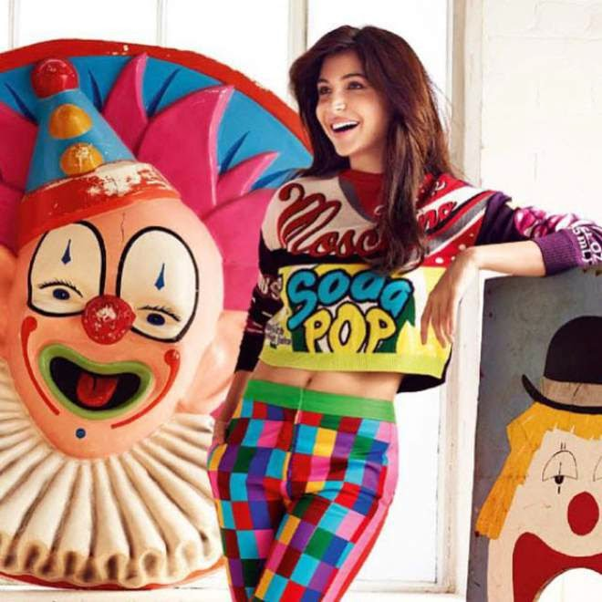 anushka sharma new photo