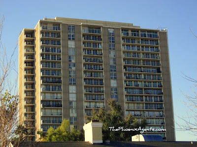 high rise condo in phoenix az