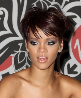 Coupe Courte Rihanna
