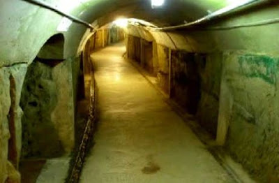 The Dulce Underground Base Cowboys and Aliens Costello2